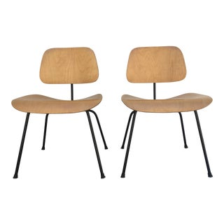 Eames for Herman Miller DCM Chairs - A Pair