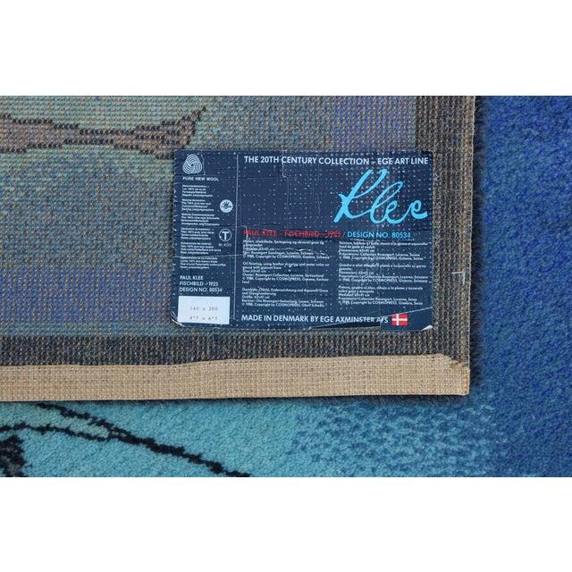 Ege Art Line Rug: Paul Klee Art Rug By Ege Axminster - 4′7″ × 6′7″