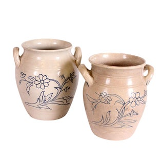 Goteborg Swedish Pottery - A Pair