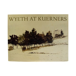 Wyeth at Kuerners by Betsy Wyeth