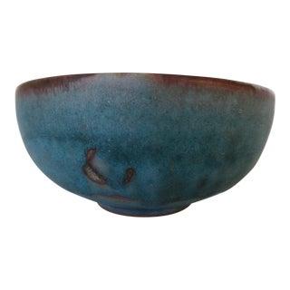 R Spangler Studio Fine Art Bowl