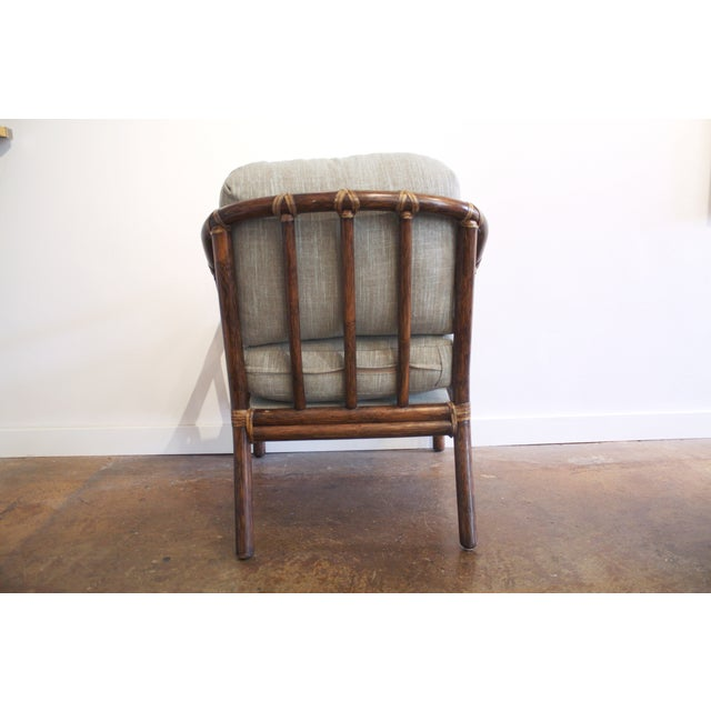 Image of McGuire A-1 Lounge Chair