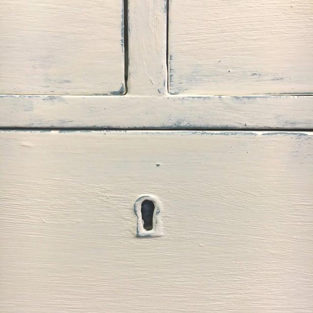 Vintage Hand Painted Dresser & Mirror - Image 8 of 9
