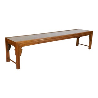 Decorative Modern Coffee Table or Bench by Bert England for Widdicomb