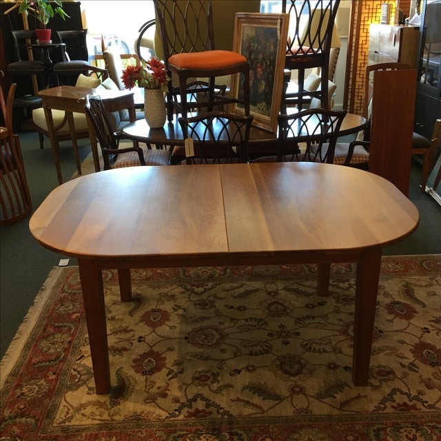 Borkholder Amish Oval Dining Table - Image 2 of 8