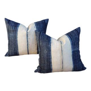 Yao Batik Pillows - A Pair