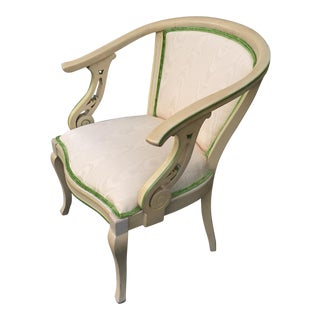 Vintage French Style Occasional Chair