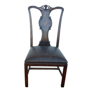 Traditional Georgian Style Wooden Chair