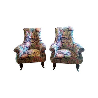 Anthropologie Astrid  Missoni Chairs - Pair