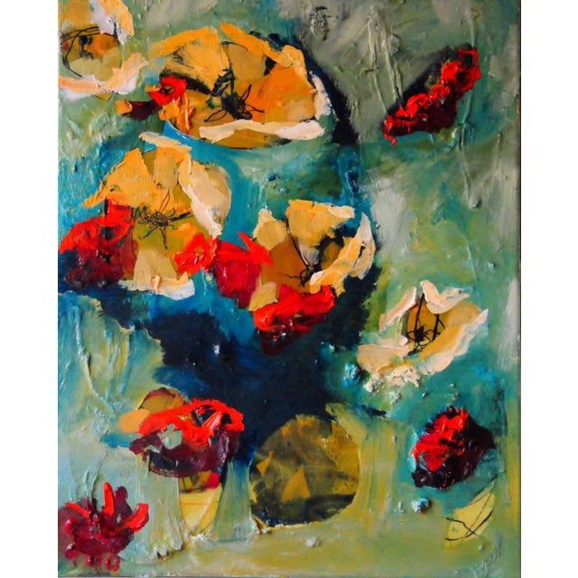 "Image of ""Summer 3"" Painting by Liz. B Leventhal"