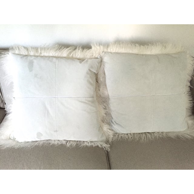 Image of Islandic Curly Hair Pillows