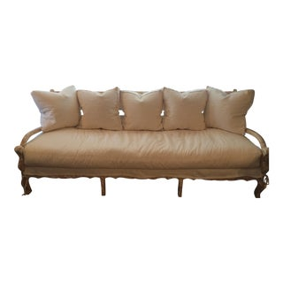 Designer French Provincial Couch