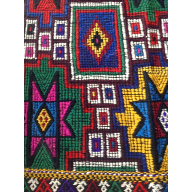 Image Of Vintage Turkish Kilim Rug