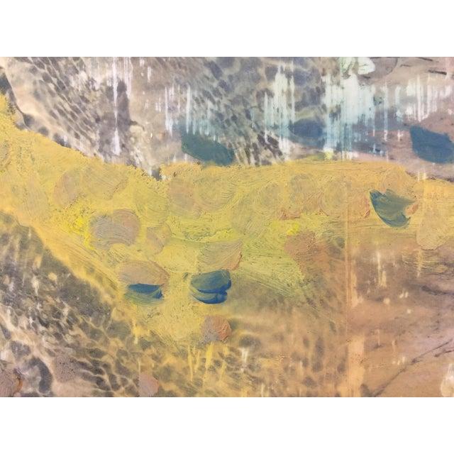 """Coastal View"" Painting - Image 4 of 4"