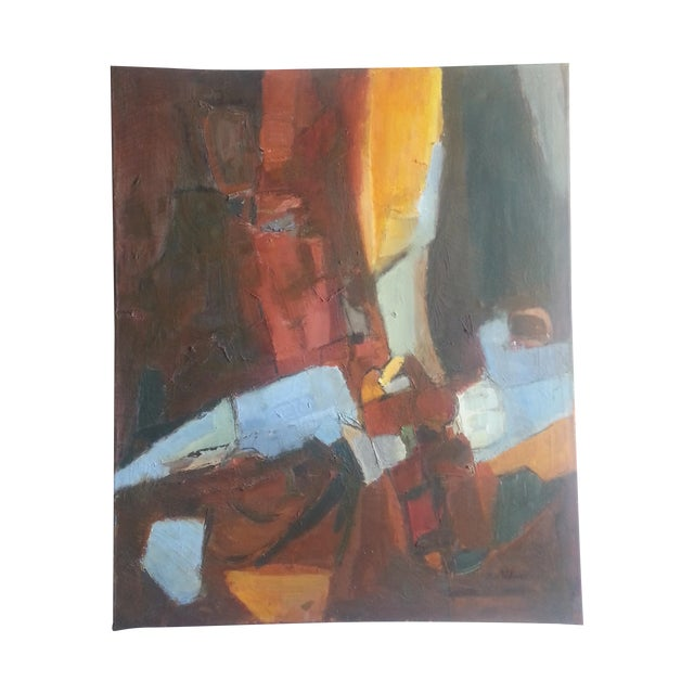 Mac Williams Modern Abstract Painting - Image 1 of 4
