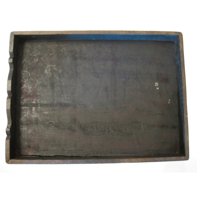 Antique Mother of Pearl Inlay Jewelry Box - Image 5 of 6
