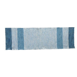 Swedish Handwoven Rug- 2′6″ × 8'