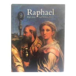 """Raphael"" 1983 Renaissance Paintings Book"