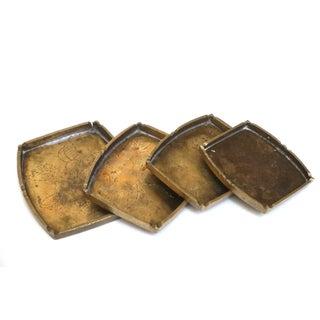 Vintage Chinese Nesting Trays - Set of 4