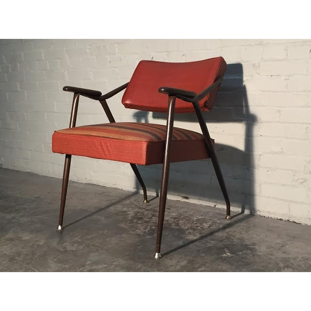 Viko by Baumritter Mid-Century Modern Lounge Chair - Image 5 of 11