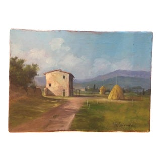 """""""The Countryside"""" Painting"""