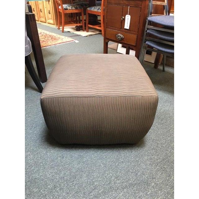 Dakota Jackson Ke-Zu Chair & Ottoman Set - Image 6 of 9