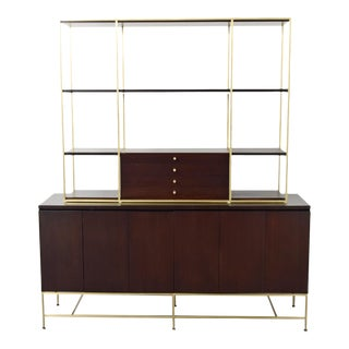 Paul McCobb Shelving Unit / Cabinet