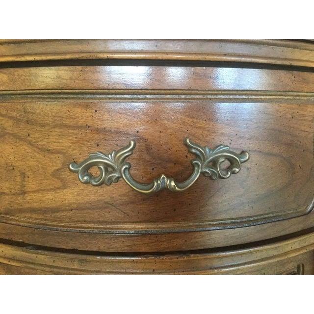 Image of Vintage Broyhill French Provincial Dresser