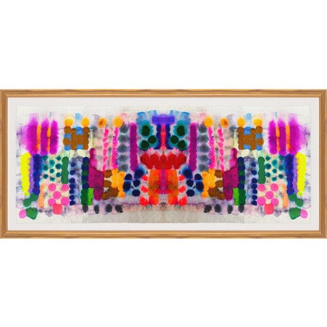 "Kristi Kohut ""Color Tradition 2"" Fine Art Giclee - Image 1 of 3"