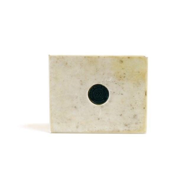 Image of Stone & Metal Faun Paperweight
