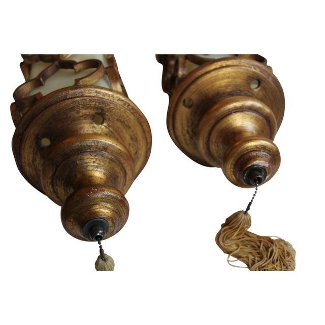 Moorish Inspired Lanterns - A Pair - Image 5 of 8
