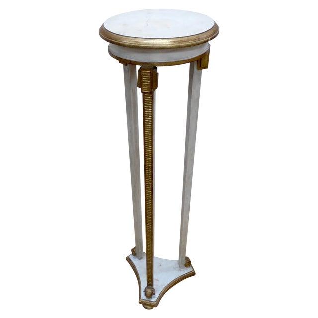 Image of 1970's Florentine Pedestal