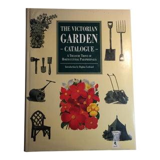 """1995 """"The Victorian Garden Catalogue"""" Book"""