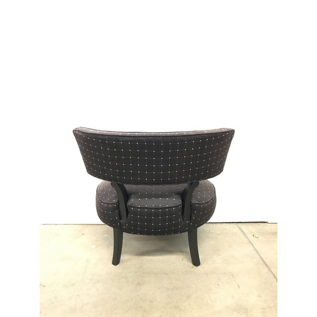 Billy Haines Style Slipper Chair - Image 9 of 10
