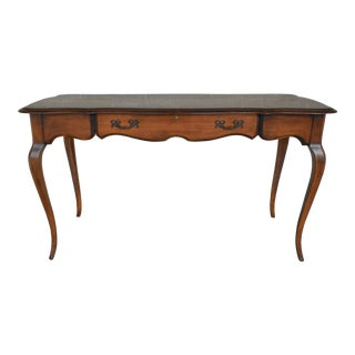 Brandt French Provincial Louis XV Style Writing Desk