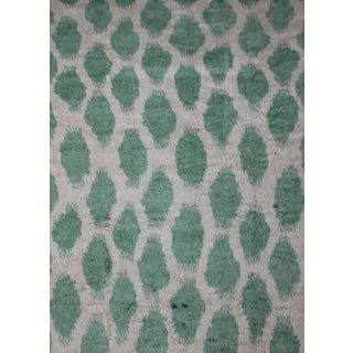 """Aara Rugs Inc. Hand Knotted Ikat Rug - 10'0"""" X 13'8"""""""
