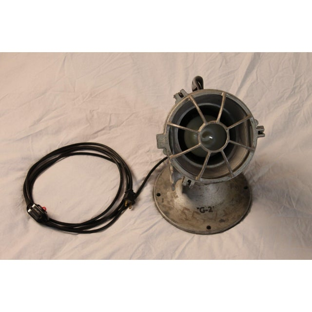 Image of Antique Industrial Light