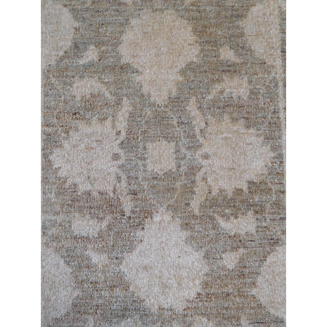 Hand-Knotted Oushak Rug - 2' x 3 - Image 6 of 7