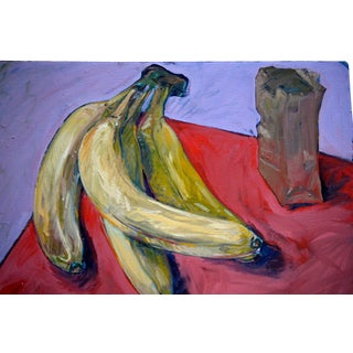 "Leslie Shiels ""Still Life"" Painting"