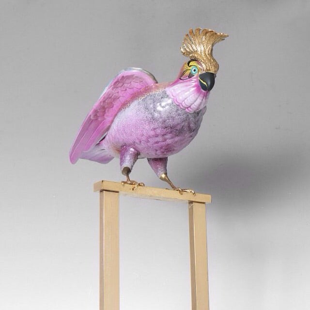 Image of Oggetti Mangani Parrot
