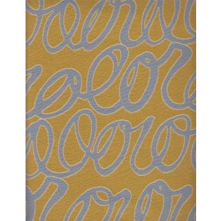 Momentum Lemon Mint Fizz Romeo Fabric - 12.25 Yds
