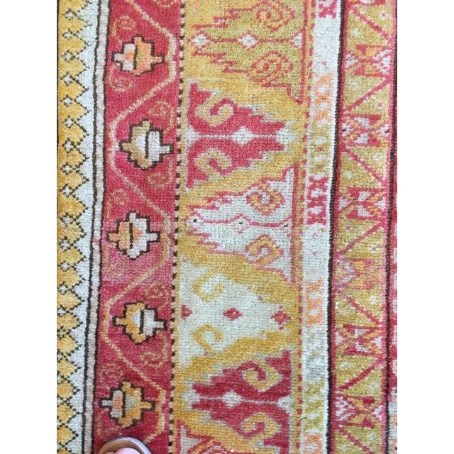 "Image of Antique Antolian Turkish Rug - 3'5"" x 5'6"""