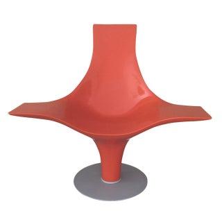 Orange Cappellini Statuette Chair
