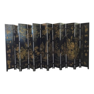 Maitland-Smith Asian Screen Room Divider