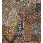 Image of Dark Brown Vintage Panel