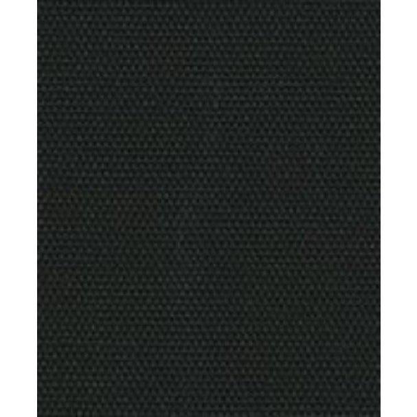Image of Black Outdoor Bolster Neckroll Pillows - Pair