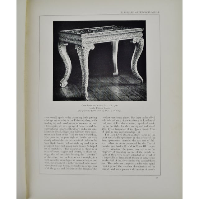 """1920s Vintage """"Old Furniture: A Magazine of Domestic Ornaments"""" Books - Set of 6 - Image 9 of 10"""