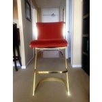 Image of Michael Herold Design Vintage Bar Stools - A Pair