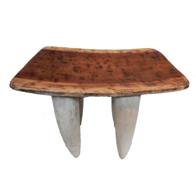 Senufo Stool or Table I coast - Image 6 of 9