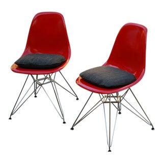 Herman Miller Vintage Shell Chairs- A Pair